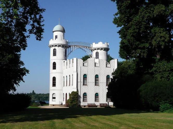 Pfaueninsel - das Schloss
