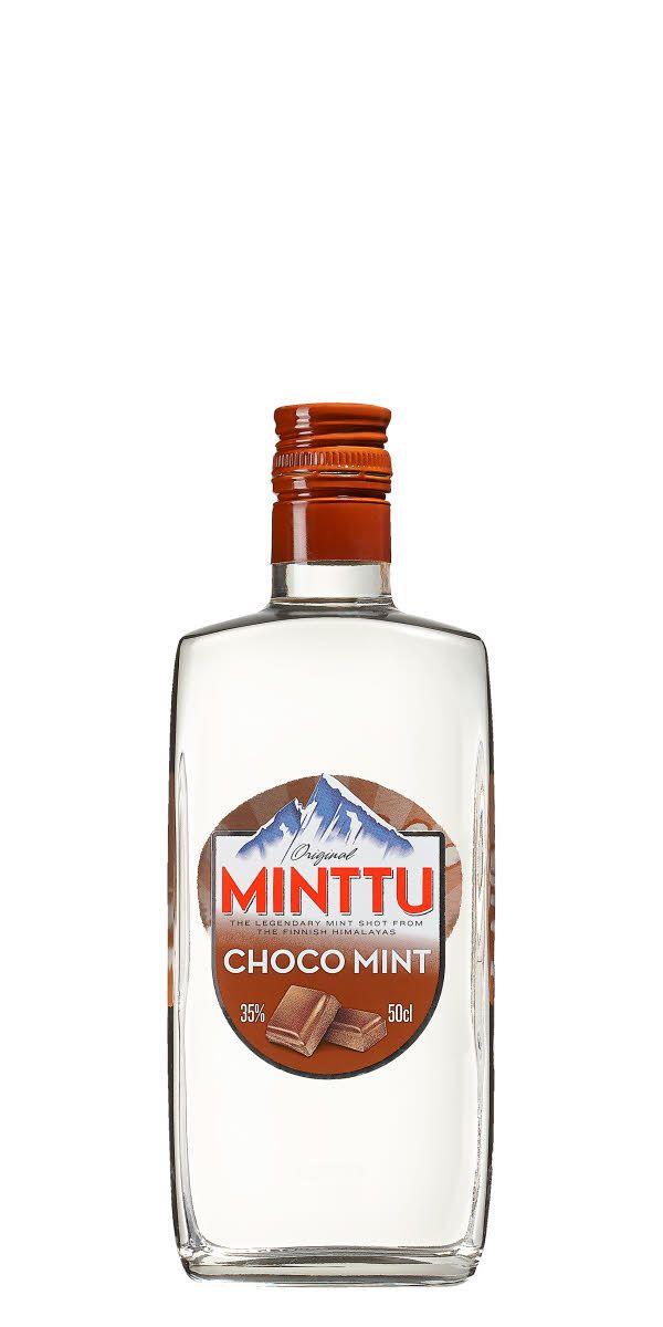 minttu drinkar recept