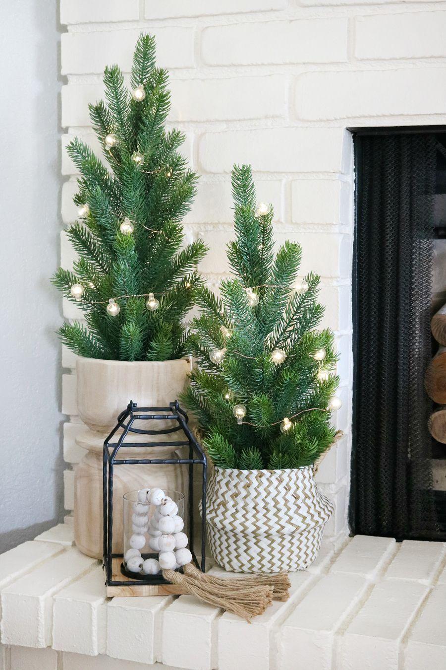 Diy House Decor Ideas Tips For Bedroom Decor Ideas Tips For To Know Christmas Mantel Decorations Scandinavian Christmas Decorations Boho Christmas Decor