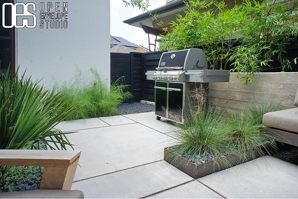 Open Envelope Studio, Austin in 2020 | Backyard, Plants, Open