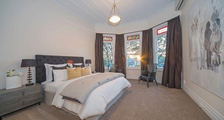 Bedroom in house in Auckland, New Zealand