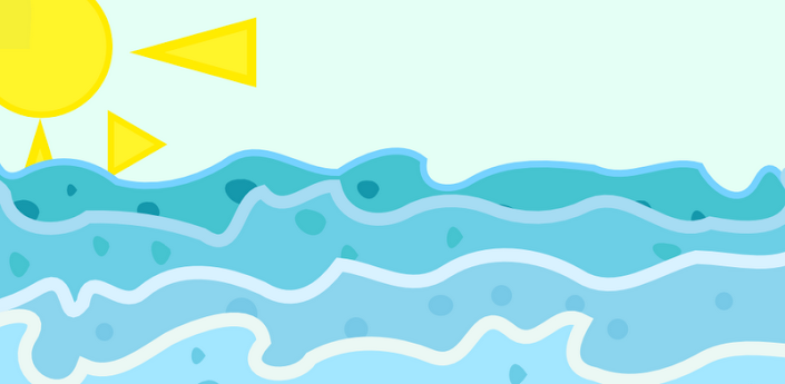 Sea Waves Live Wallpaper Android Apps On Google Play Crafts Kids Patterns Android Wallpaper