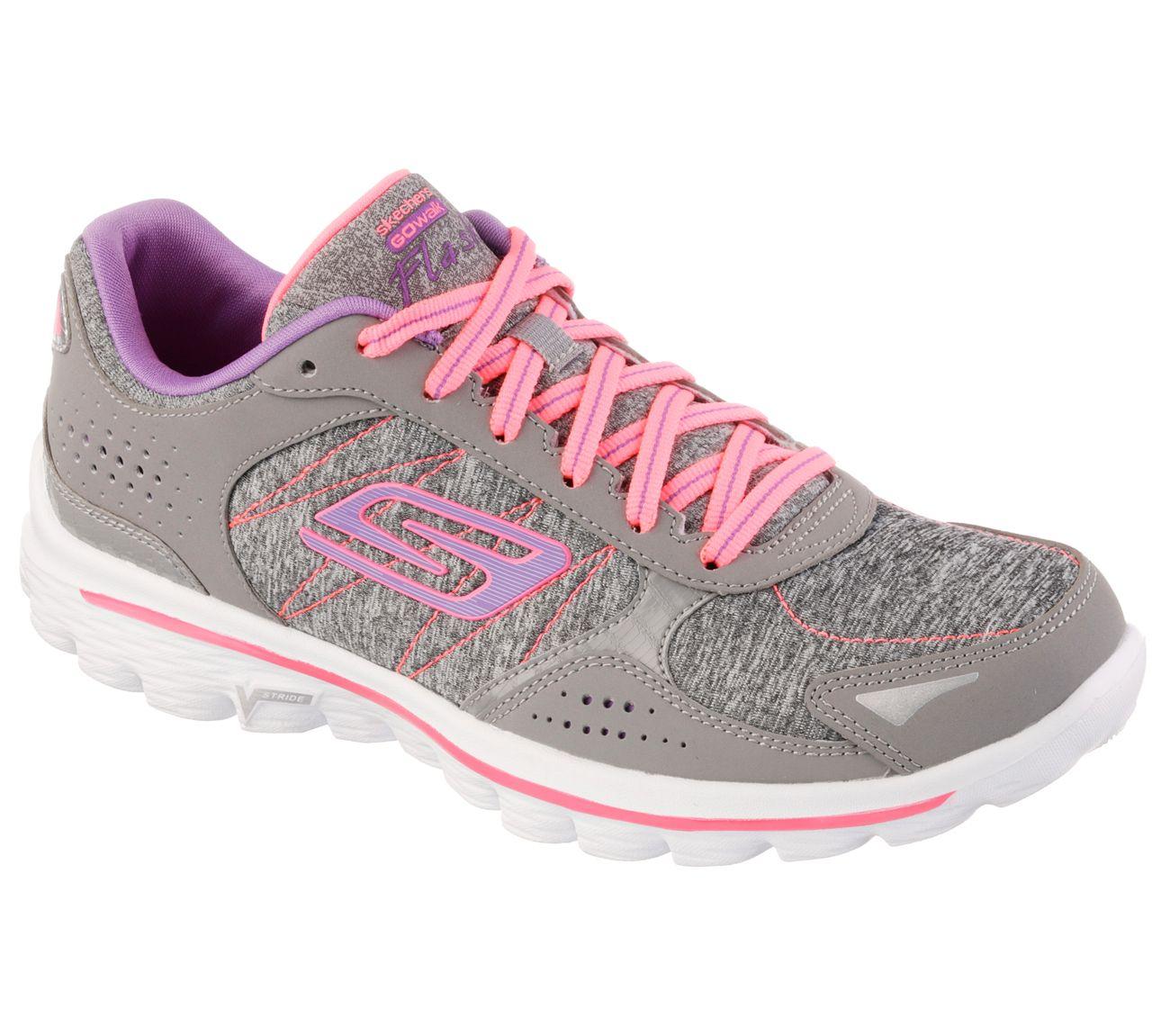 Gowalk 2 Flash Gym Walking Shoes Women Skechers Skechers
