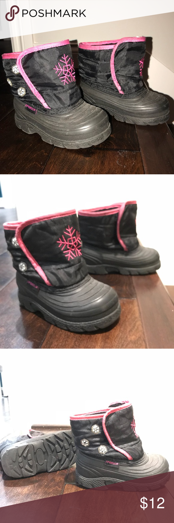 Sportek Girl Snow Boot Size 8 Girls Snow Boots Boots Snow Boots New and used items, cars, real estate, jobs, services, vacation rentals and more virtually anywhere in ontario. pinterest