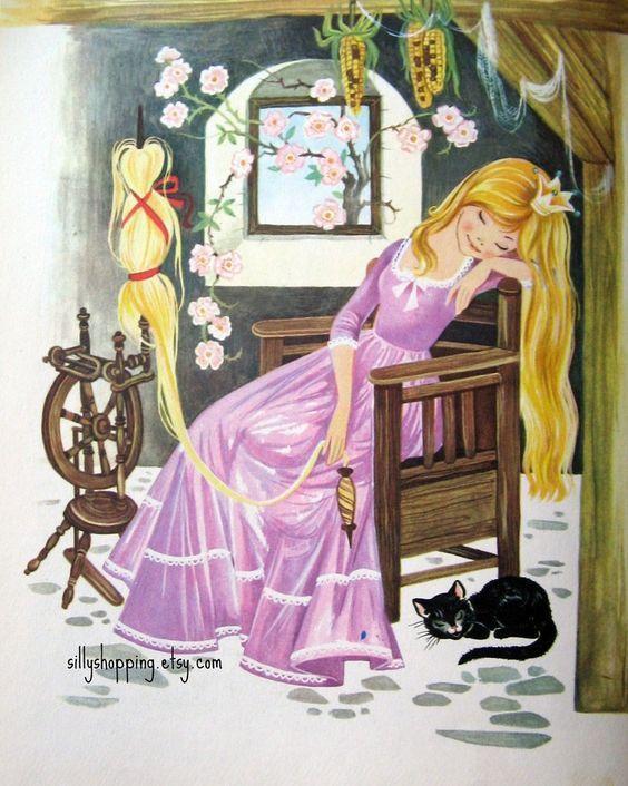 Prinzessin auf der erbse disney  Felicitas Kuhn: Dornröschen   Fairytales   Pinterest   Dornröschen ...
