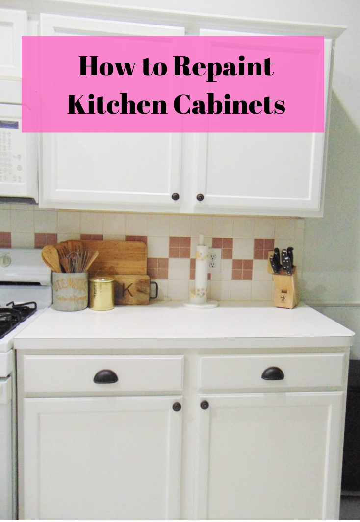 How to Paint Cabinets That Have Already Been Painted ...