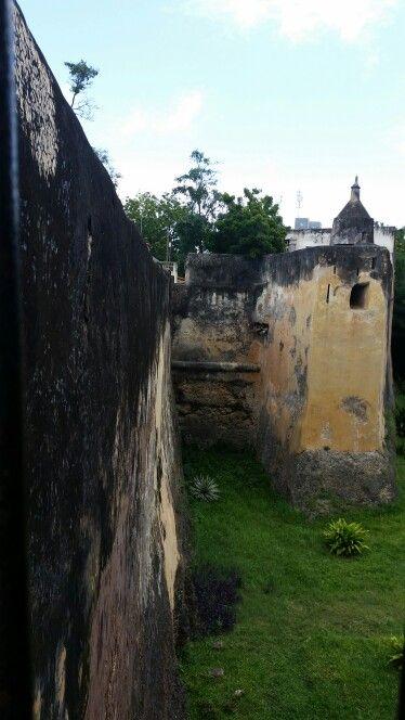 Fort Jesus, Mombasa, Kenya | Cultural destinations, Fort