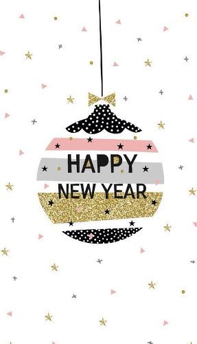 Pin By Carmelita Sevilla On Happy New Year Message Happy New Year Wallpaper Holiday Wallpaper New Year Wallpaper
