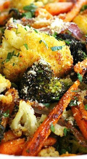 Roasted Broccoli on Pinterest | Roasted Broccoli And Carrots, Roasted ...