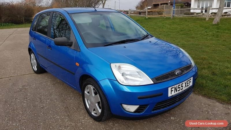 Car For Sale Ford Fiesta Zetec Climate