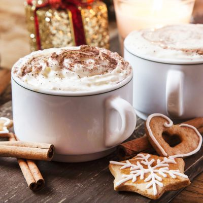 Gingerbread Dolce Delight