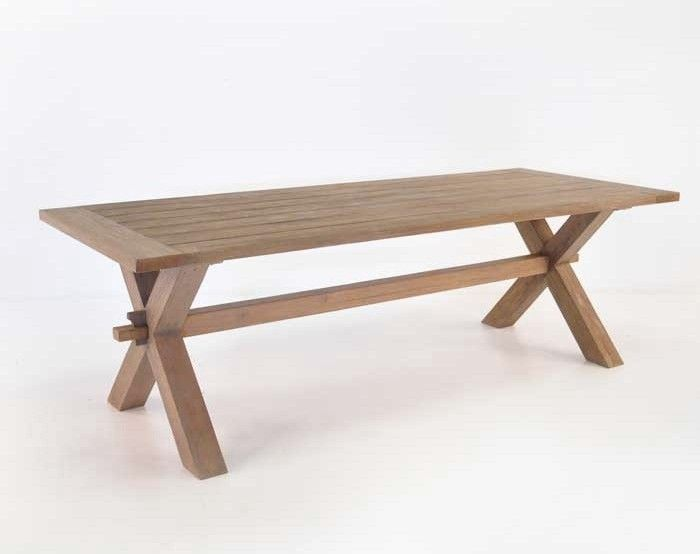 10 Easy Pieces: Picnic Style Dining Tables Part 60