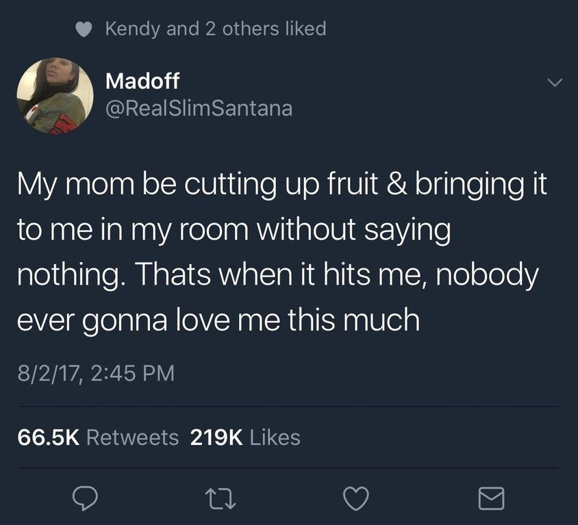32 Savage Af Tweets From Black Twitter Love You Mom Love Your