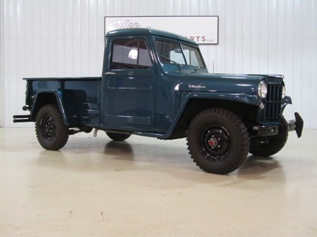 1955 Willys Pickup For Sale In Fort Wayne In Stock Um1177