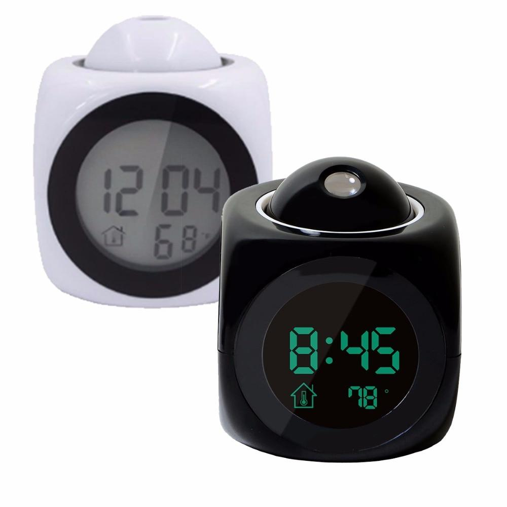 Ceiling Wall Projection Alarm Clock