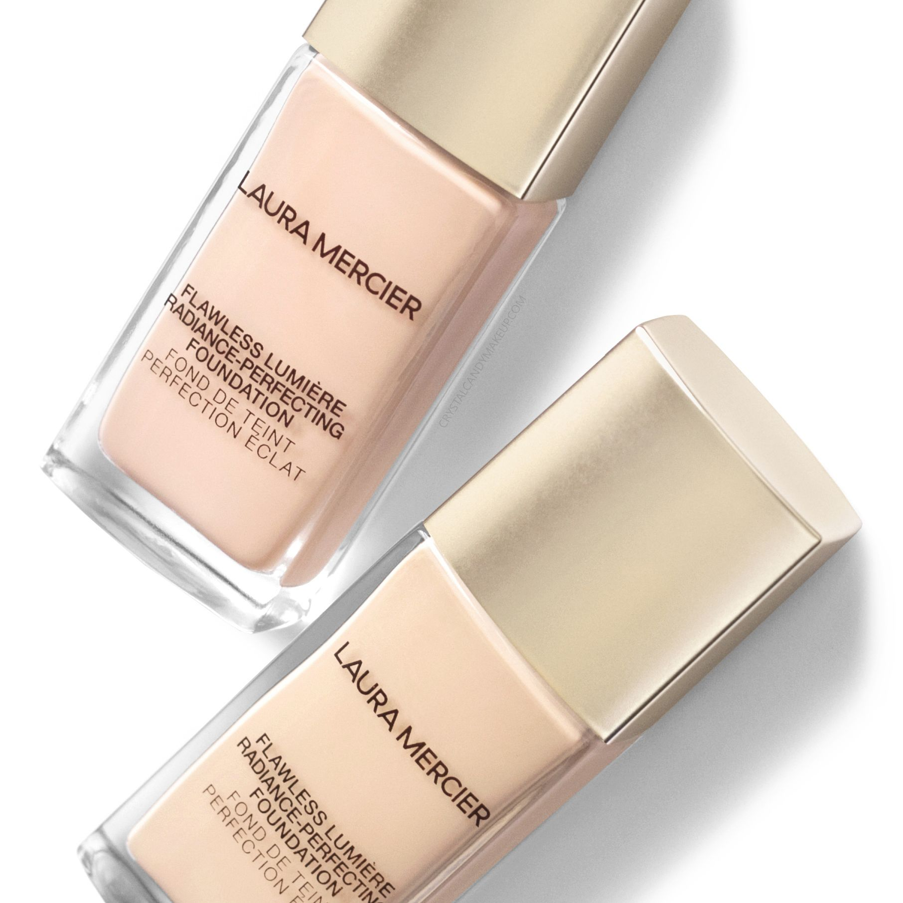 Laura Mercier's new Flawless Lumière Foundation Review