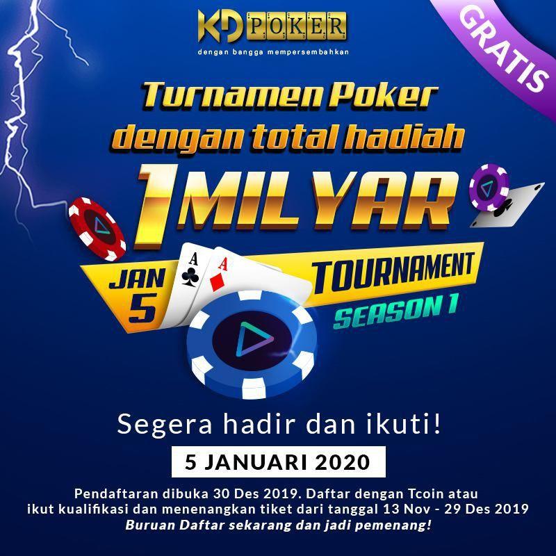 Turnamen Poker Kdpoker Poker Blackjack Tanggal