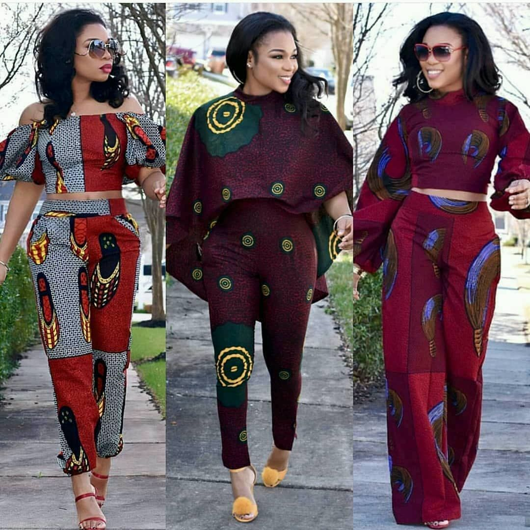 "African Fashion on Instagram: ""Proudly African @tyntyfashions_tntfashions • • • • • • • • • • • • • • #africaninspiredfashion…"""