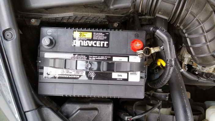 2008 Honda Accord Battery Size Honda Accord Battery Sizes Honda