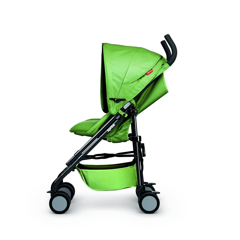 Aprica Presto Stroller, Tea Leaf Green Baby