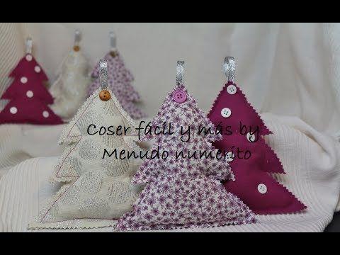 En esta entrada comparto untutorialmuy sencillo para hacer unos adornos de Navidad que llamarán la atención.