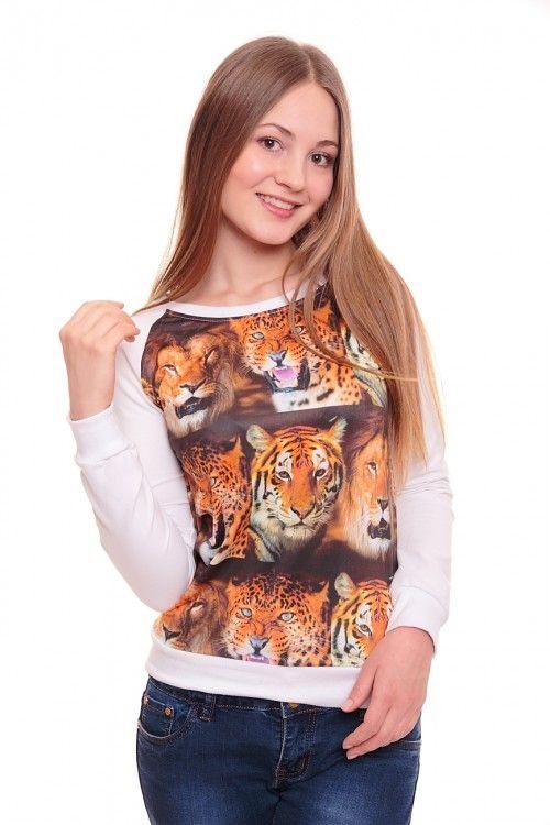 Джемпер А2679 Размеры: 42,44,46,48,50 Цена: 330 руб.  http://optom24.ru/dzhemper-a2679/  #одежда #женщинам #кофты #оптом24