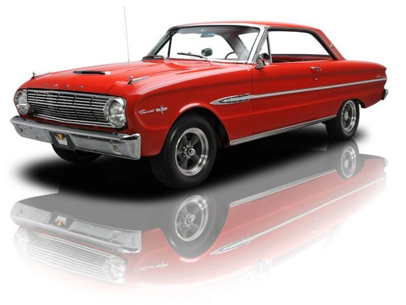 1963 Ford Falcon Futura Sprint for sale - Classic car ad from ...