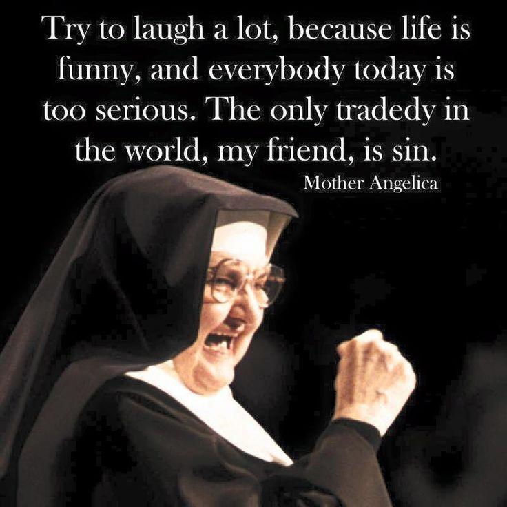 funny catholic quotes