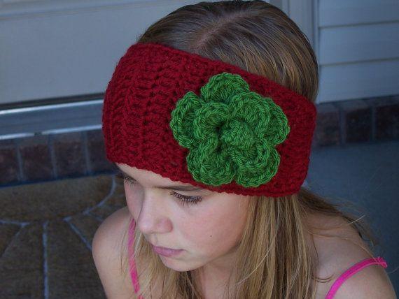 Crochet Headband-Women\'s Ear Warmer-Teen Head Wrap-Teen Fashion ...
