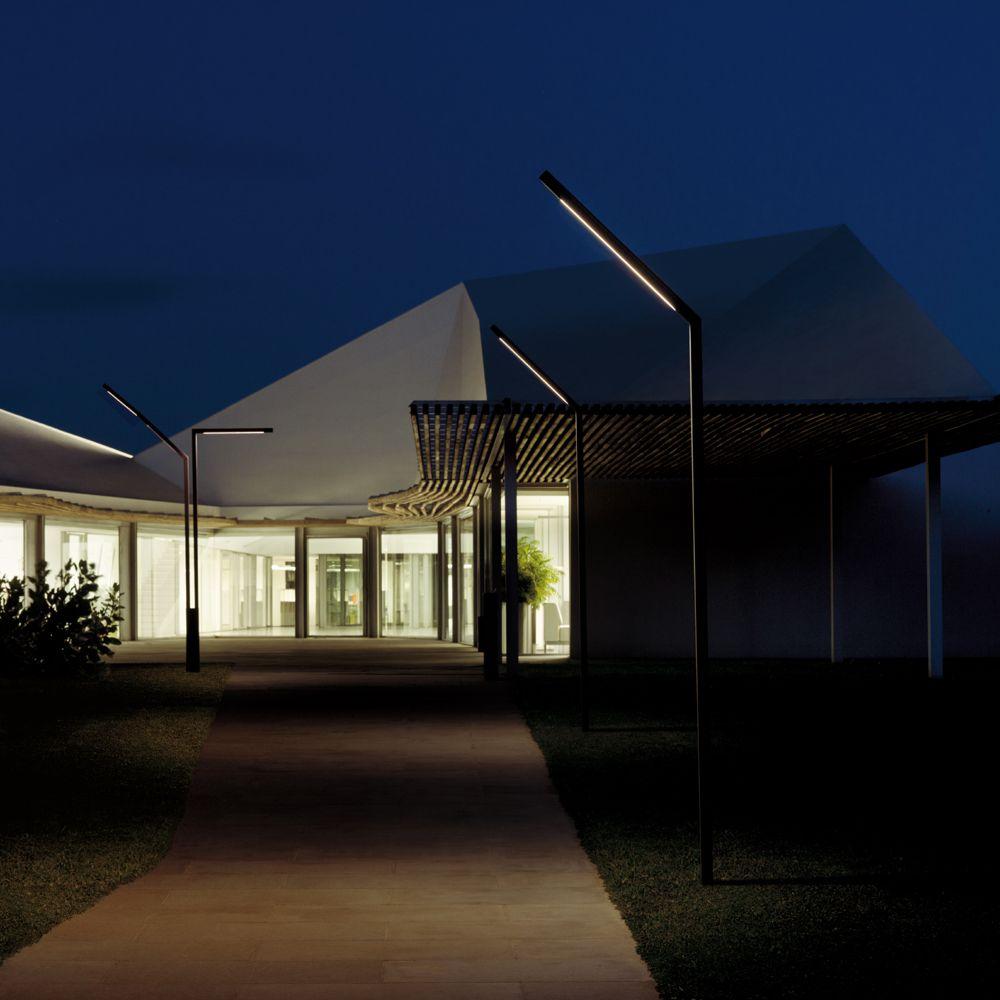Vibia Palo Alto 4535 Sehleuchte In 2020 Aussenlampe Aussenleuchten Wegbeleuchtung