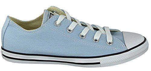Converse Chucks lean blau 147045C EU 46 - http://on-line-kaufen.de/converse/46-converse-as-dainty-ox-202280-52-8-damen-sneaker