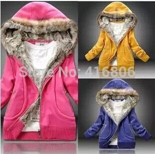 Find More Hoodies & Sweatshirts Information about 2014 New Fashion Casual Style Artificial Wool Embellished Hooded Zipper and Pocket Design Cotton Coat For Women In Winter ,High Quality coat winter women,China women jacket coat Suppliers, Cheap women cotton coat from Chinabestdeals on Aliexpress.com