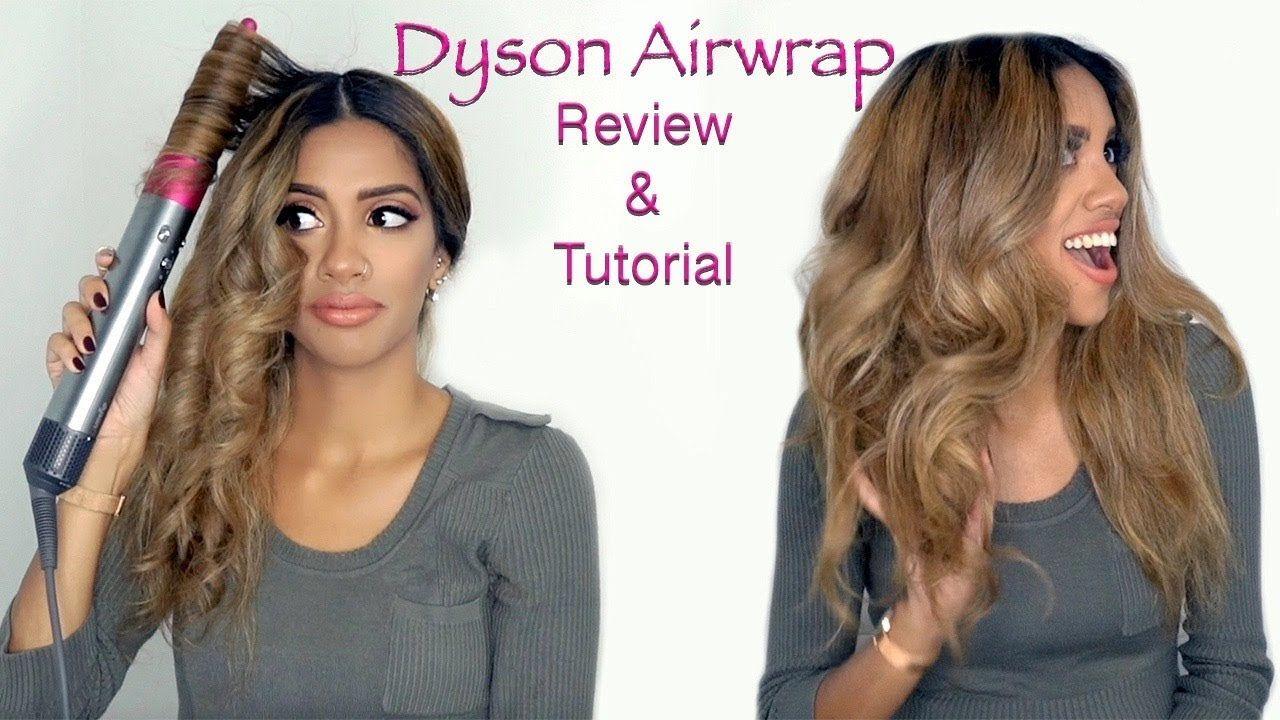 Dyson Airwrap Review Tutorial Ariba Pervaiz Youtube Dyson Hair Dryer How To Curl Your Hair Natural Hair Twa
