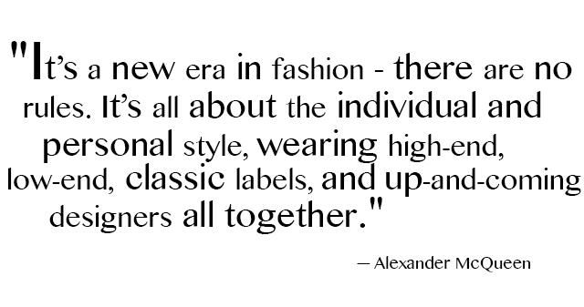 Dedicated to all my Fashionistas! <3