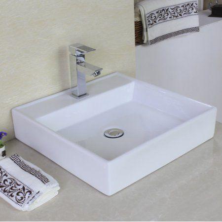 Home Improvement Sink Drop In Bathroom Sinks Wall Mounted