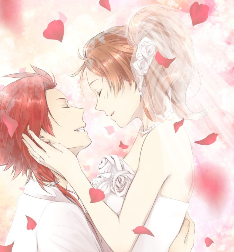 Tags: Fanart, Pixiv, Fanart From Pixiv, Brothers Conflict, Ema (Brothers Conflict), Asahina Yusuke, tsubo