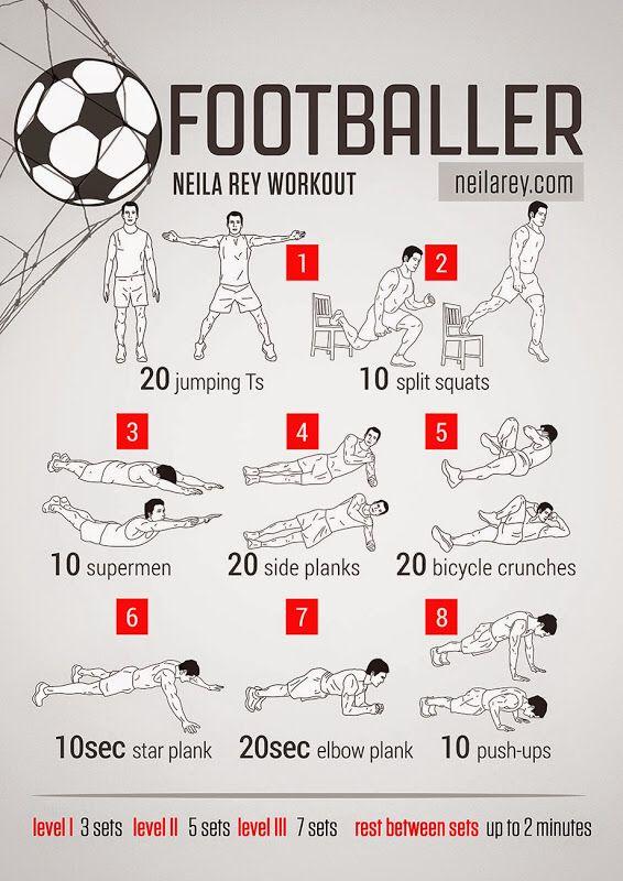 Pin Von Kritagya Bhati Auf Workout Trainingsplan Fussball