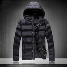GUCCI Luxury Down   Parkas 2014 Men winter jacket Brand Mens Warm coats Man  Hooded snow suit High quality Men s Outdoor Clothing XXL  ad5ec73bc8d3