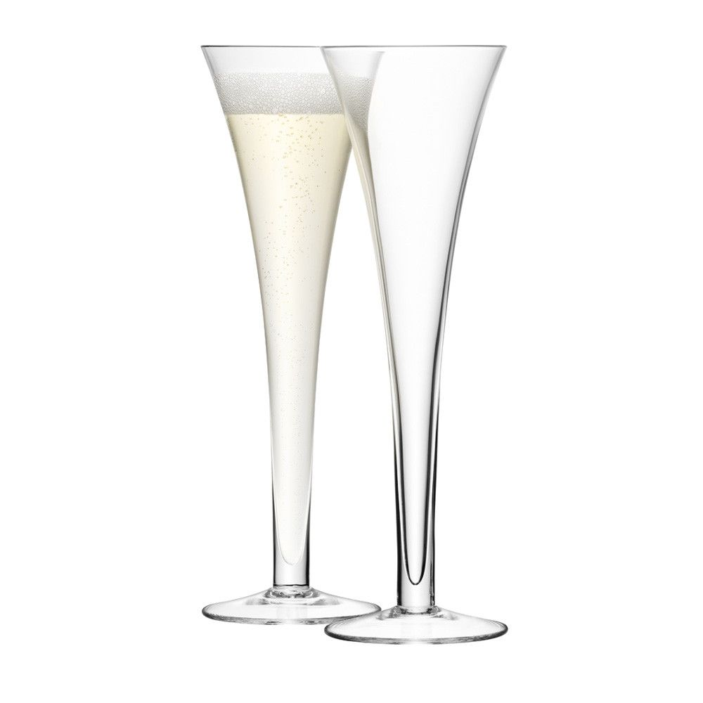 Champagne Flutes - LSA | Wedding Gift and decoration Inspiration at ...