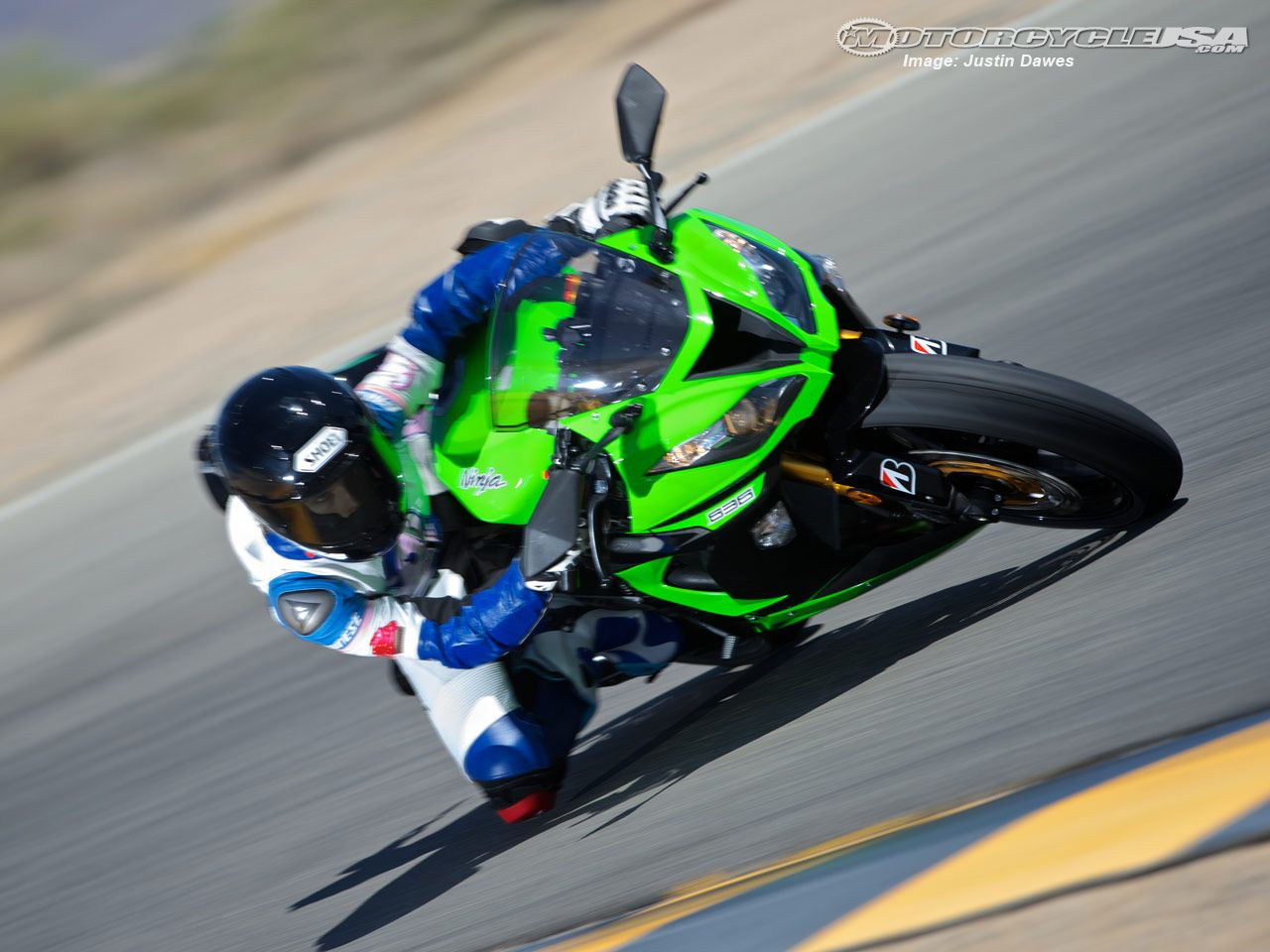 Kawasaki wants another Supersport title so bad it ups the displacement on its ZX-6R.