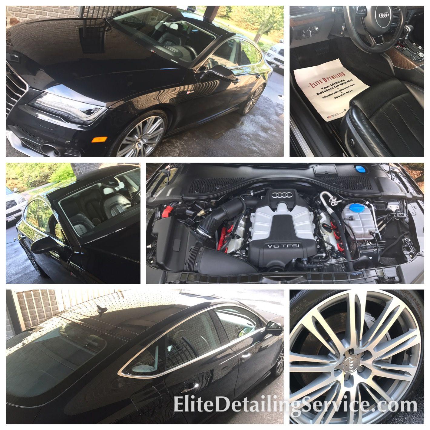 Auto Detailing image by Elite Detailing Service Inc Car