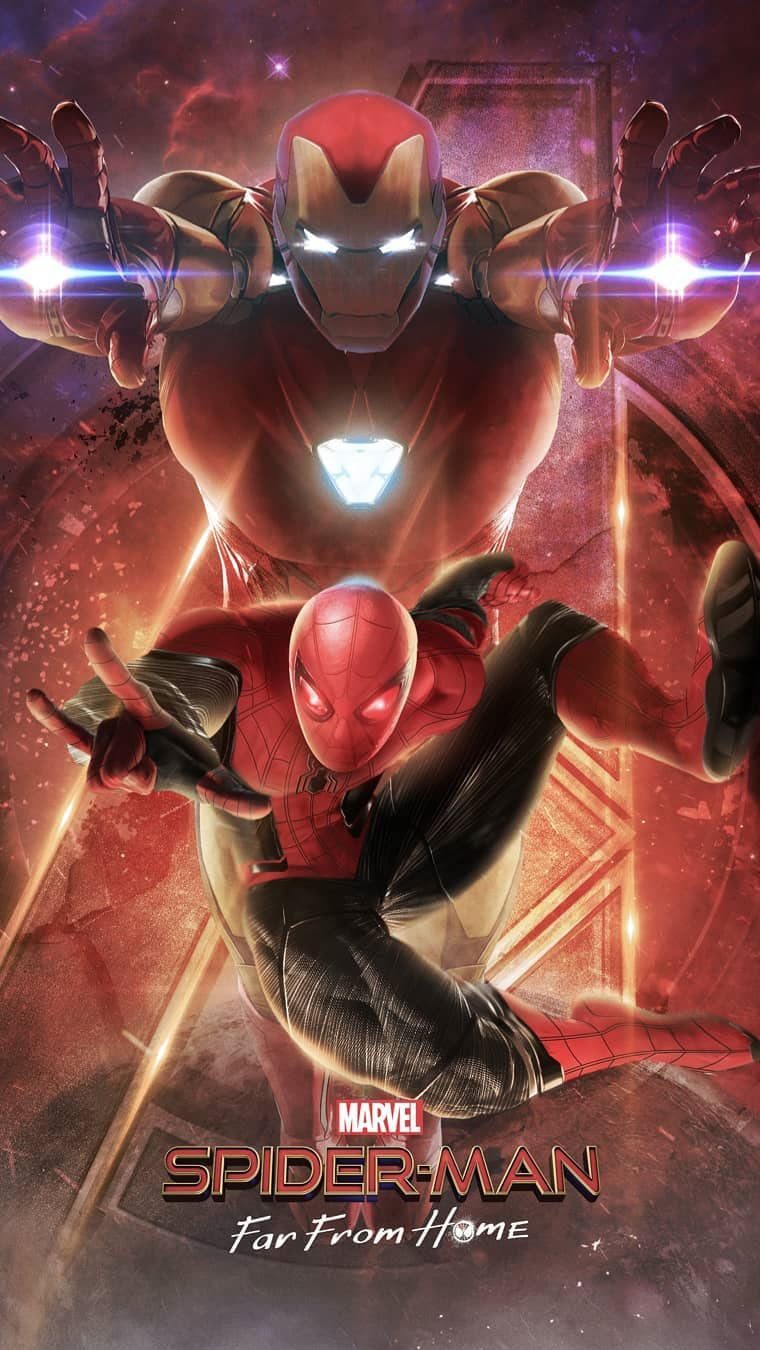 Spiderman And Ironman Wallpaper : spiderman, ironman, wallpaper, IPhone, Wallpapers, Marvel,, Marvel, Characters,, Comic, Pictures