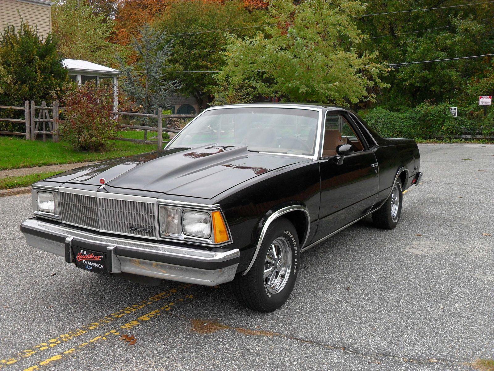 1980 El Camino Picture Of 1980 Chevrolet El Camino Exterior