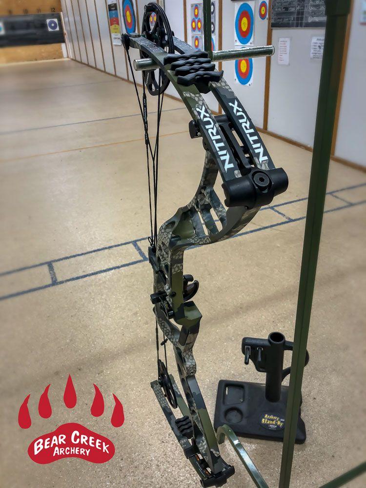 Hoyt Nitrux in Stock | Archery News | Archery, Bow hunting, Bows
