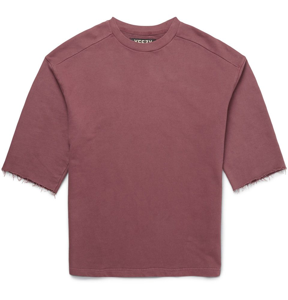 Yeezy x Adidas Originals - Cotton T-Shirt   MR PORTER ... 9aa484924cc