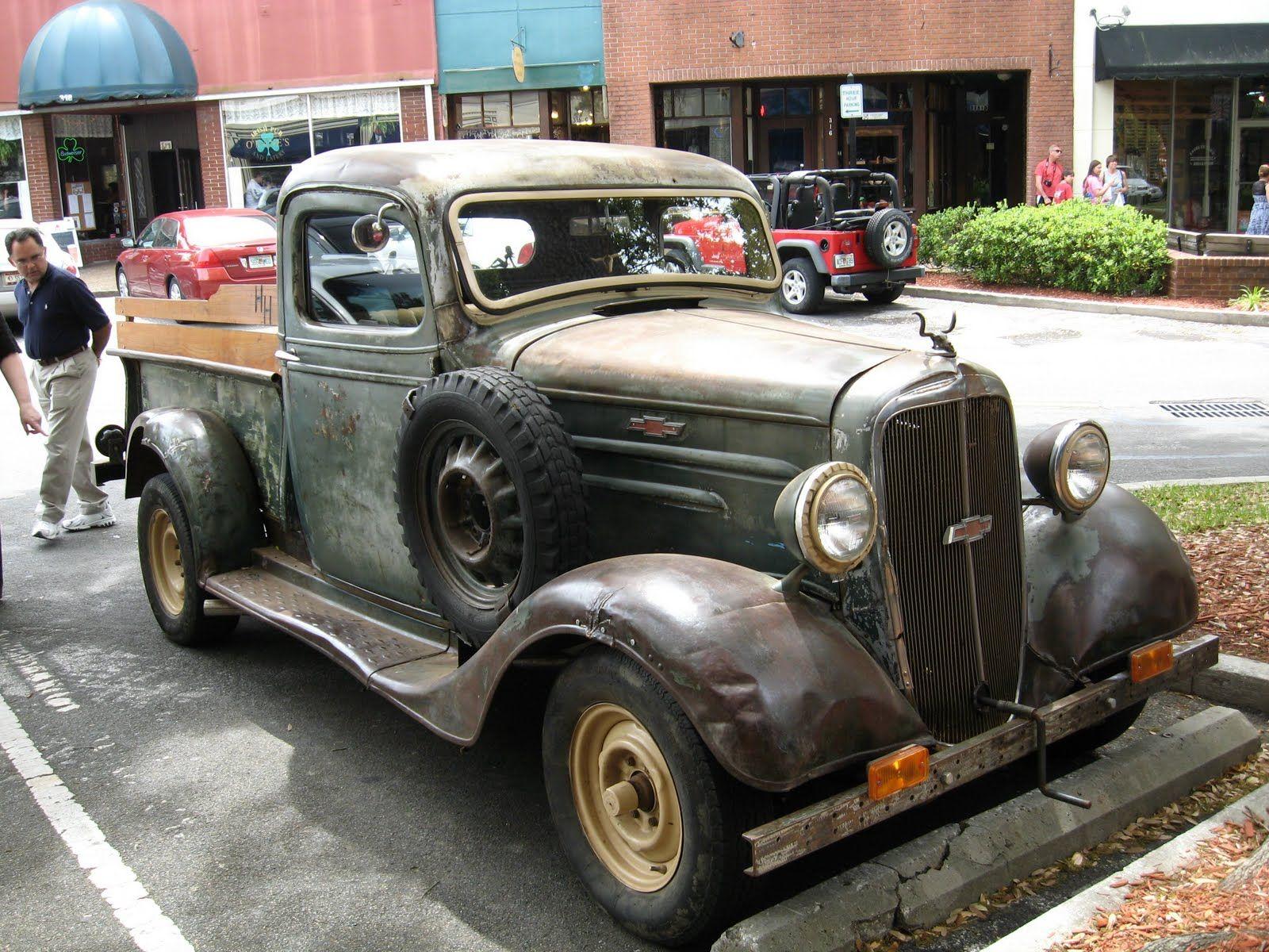 Vintage Chevrolet Trucks | Old trucks and cars | Pinterest ...