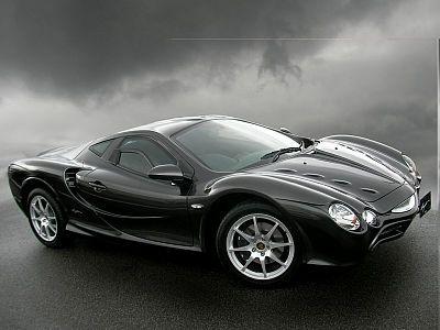 デザインで勝負するスーパーカー 大蛇 零 オロチ ゼロ 光岡 オロチ オロチ スーパーカー