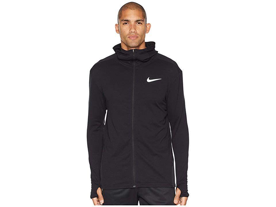 Cheap Nike Mens Sphere Element Hoodie Full Zip 2.0 Black on