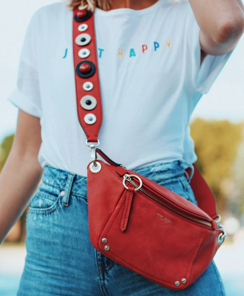 f3eaad70a5f04b Really attached at the hip... Belt bags are back in a BIG way with our  pebbled leather and suede detailed Lenox Collection. Get one before they're  gone, ...