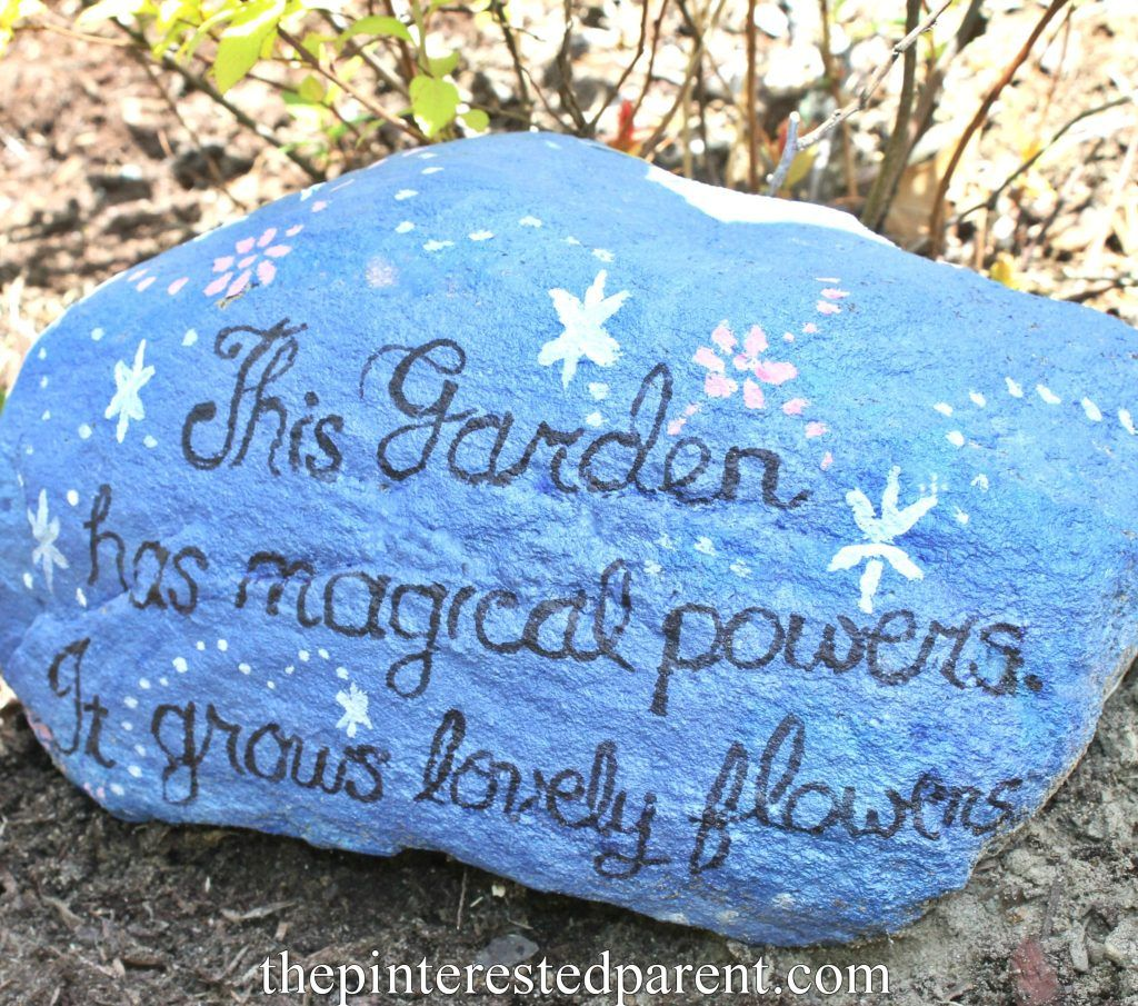 Painted Fairy Garden Rocks is part of Secret garden Kids - Spread the love This post contains affiliate links I have been looking forward to gardening with my daughter this year  She started helping me last year & loved helping me weed, plant new flowers &…Continue Reading…